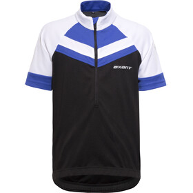 axant Elite Bike Jersey svart Barn blue/black